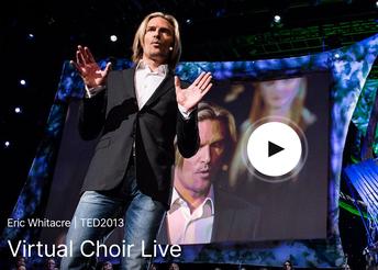 Whitacre: Virtual Choir Live