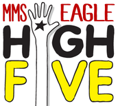 Madras Eagle High Fives