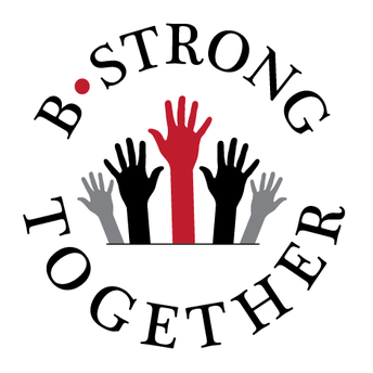 BStrong Together virtual run/walk