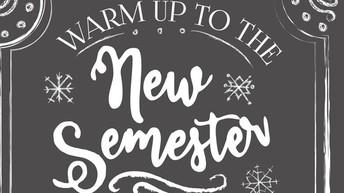 New Semester Classes Begin Term 3!