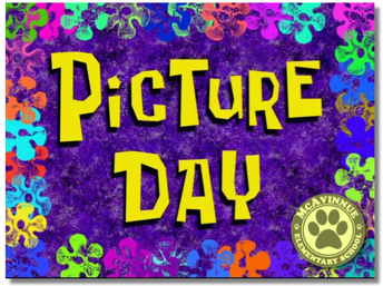 McAvinnue's Picture Day: Friday, May 21st