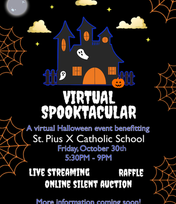 Virtual Spooktacular