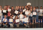 8th Grade UIL Winners