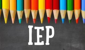 "November 3, 8, 13 or 17 - 8:30 a.m. ""Advanced"" ETR/IEP Training"
