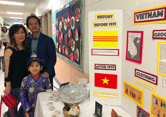 International Night Participation