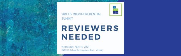 WRCCS logo, text