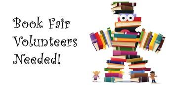 Book Fair Volunteers