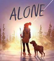 ALONE by Megan E. Freeman