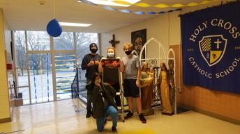 8th Grade Decorating Team