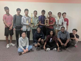Hamilton High School's Quizbowl Team