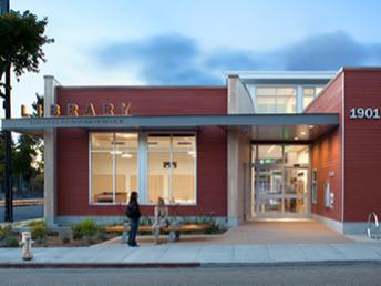 Biblioteca pública de Berkeley