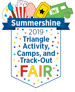 2019 Triangle Activity, Camps, and Track-Out Fair