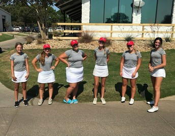 Lady Eagles Earn 5th-Place Finish