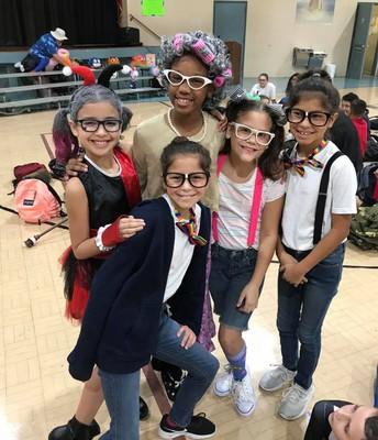Our nerd girls