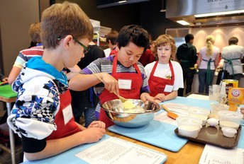 Fresh Club is offering a Cooking Club!