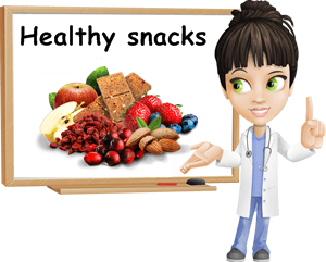 Title IVA - Healthy Snack Program