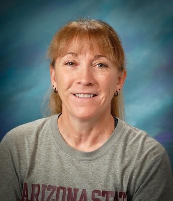 Mrs. Connie McDonald, PE Teacher