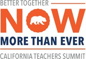 July 27-- California Teacher's Summit