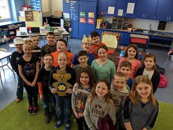 3rd Grade Mrs. Hartle and Mrs. Baker's Class