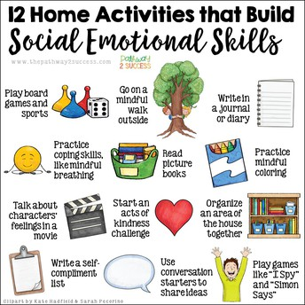 Home Activites for SEL
