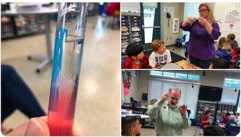 Learning about DNA in Fifth Grade