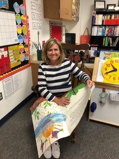 Meet Your 1st Grade Teacher: Mrs. Lauer, room 211