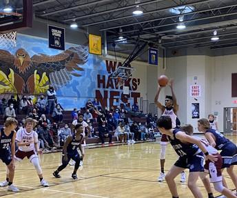 WarHawk Basketball Continues!