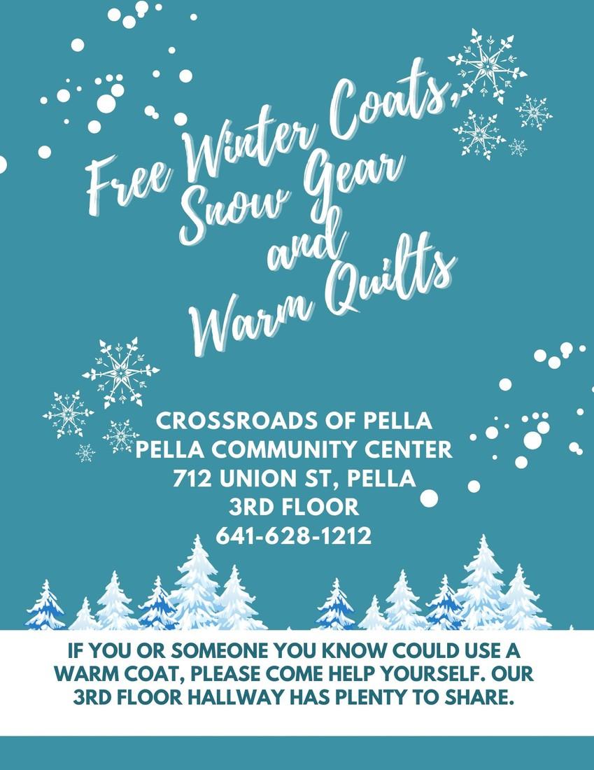 Free Winter Coats