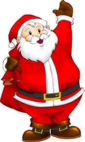 Tuesday, December 15th @11:30 am--Santa visits MGM!