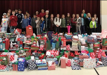 Toys for Tabor - Thank You!