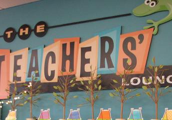 Virtual Teacher's Lounge