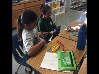 5th Grade Science Prototype Designing!