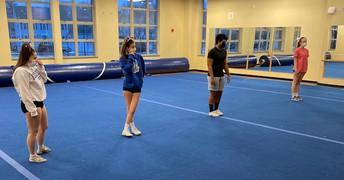 Fall 2 Cheerleading