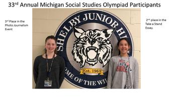 SOCIAL STUDIES OLYMPIAD