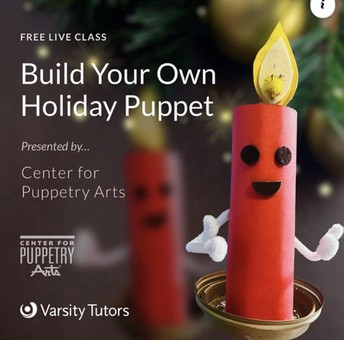 Build Your Own Holiday Puppet