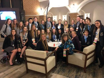 DECA International Career Development Conference