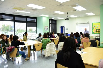 Visiting Chinese Teachers - by Mr Craig Gamble