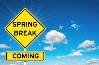 SOAR and AVC Spring Break (3/8-12/2021)