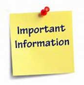 Final Exams - Important Information