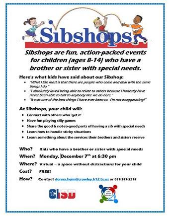 SIBSHOP