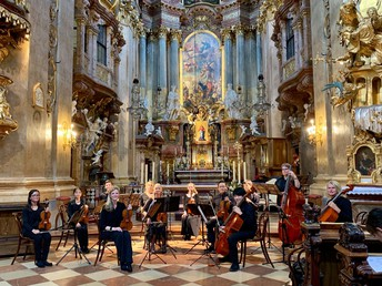 The Poway Symphonette's Trip to Austria