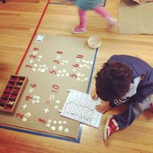 Montessori Math Moves from the Concrete to the Abstract