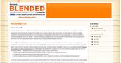 Blended Blog