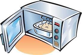 Lunchroom Microwaves