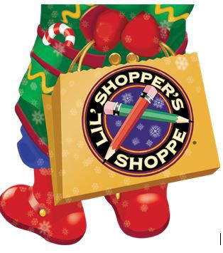 Lil' Shoppers Holiday Shop