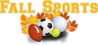 Return of Fall Sports!