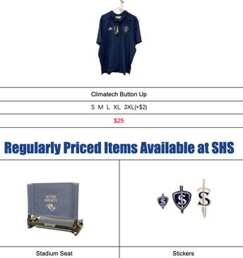 Sale...Items are limited