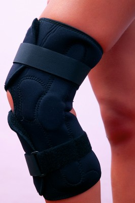 Protecting the Knees When Skiing