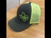 Neon Yellow FFA Hat