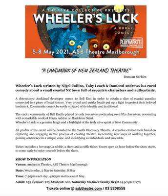 Wheeler's Luck